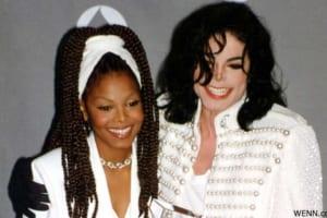 ジャネット・ジャクソンと、マイケル・ジャクソン