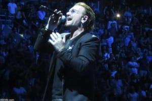 「U2」ボノ